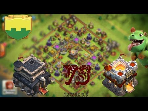 Attack Strategy th 9 Vs th11