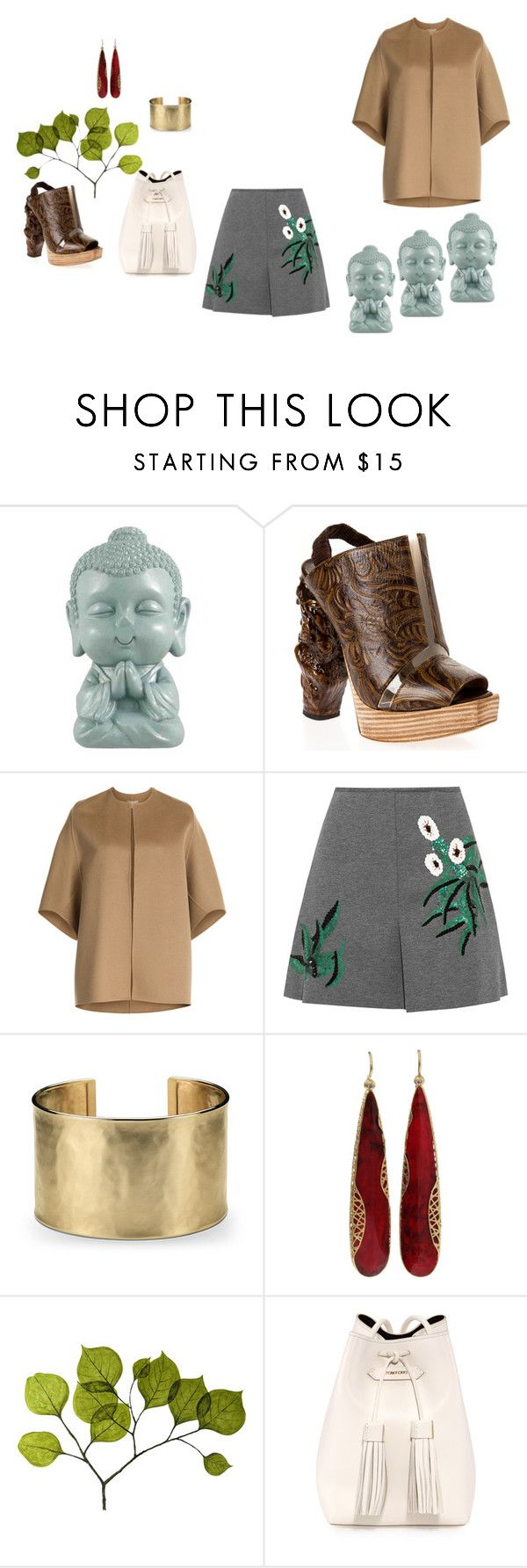 """""""2"""" by johnfontinelly on Polyvore featuring Nicholas Kirkwood, Michael Kors, Marni, Blue Nile, Yossi Harari, Dot & Bo, Tom Ford, women's clothing, women and female"""