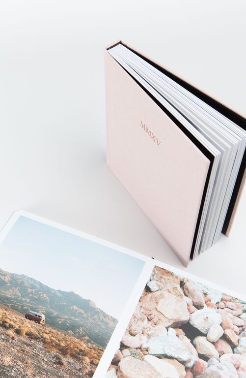 We set out to create a wedding photo album handcrafted for cover-to-cover awe. Two years in the making, The Layflat Photo Album is distinguished for its seamless panoramic spreads, premium quality papers and foil-stamped covers. // Create yours with as few as 10 photos.