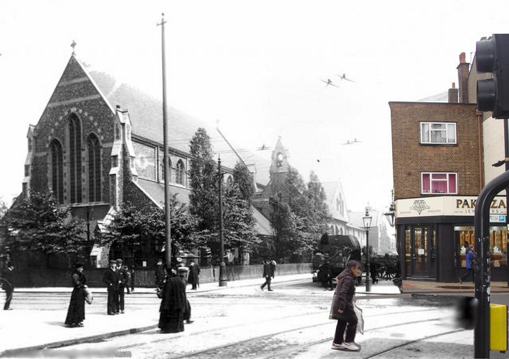 https://flic.kr/p/x75xgX | Newham into the past