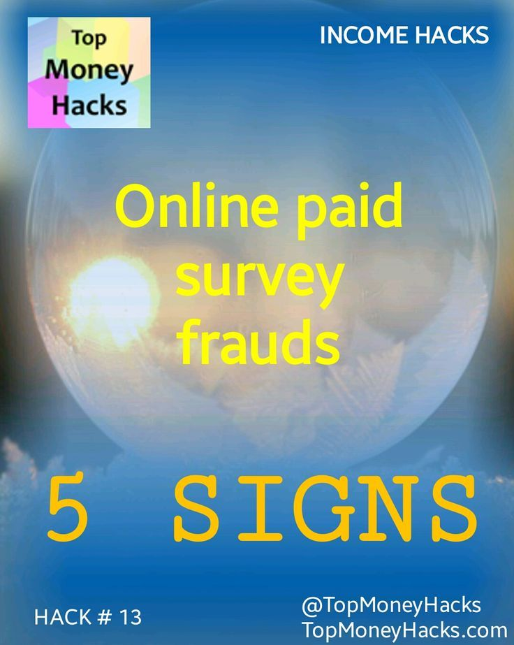 Are Paid Surveys a Scam? 5 Tips to Spot Them – #pa…