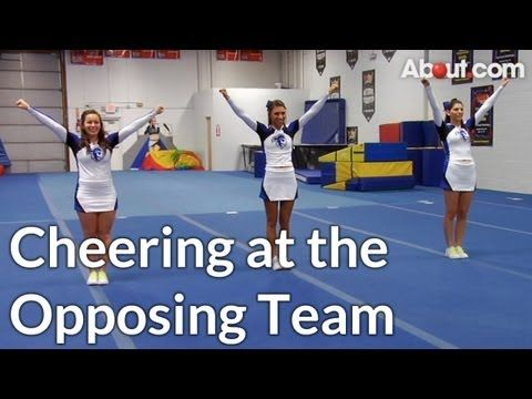 Cheerleading Chants About the Opposing Team - YouTube