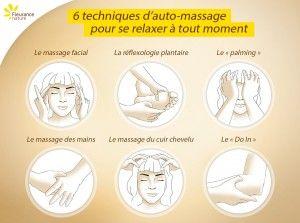 Fatigués par excès ou manque de sollicitations, nos muscles souffrent. Pour soulager notre corps endolori, le massage est une solution naturelle qui déclenche la sécrétion d'endorphines, des antalgiques naturels. Si le temps ou les moyens nous manquent pour une visite chez un professionnel, des