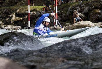Canoa Slalom: assegnati i tricolori tra conferme e colpi di scena | BLU