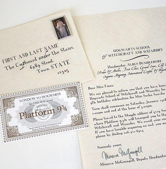 Best  Hogwarts Express Ticket Ideas On   Train Ticket