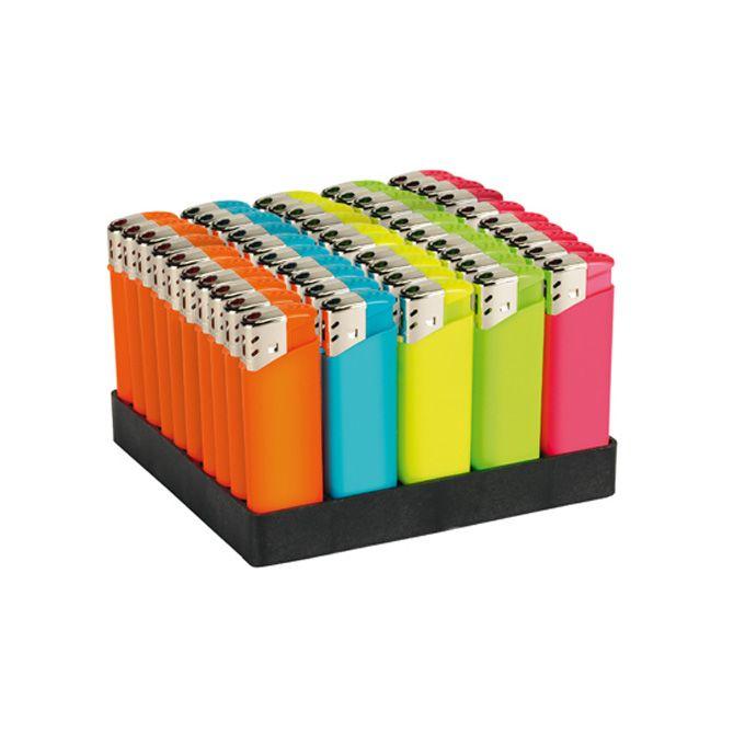 Mecheros personalizados Mytti colores fluor