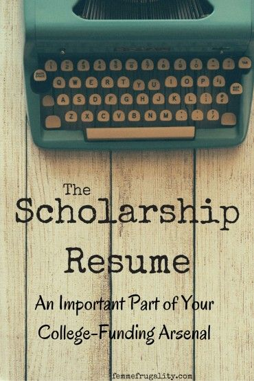 Scholarships have funded a large portion of our foray back into higher education. As a result, I get a lot of questions about finding, writing, and winning scholarships. I've covered how to write a stellar scholarship essay, and how award recipients are chosen from the viewpoint of someone who sits on a scholarship board. But finding …
