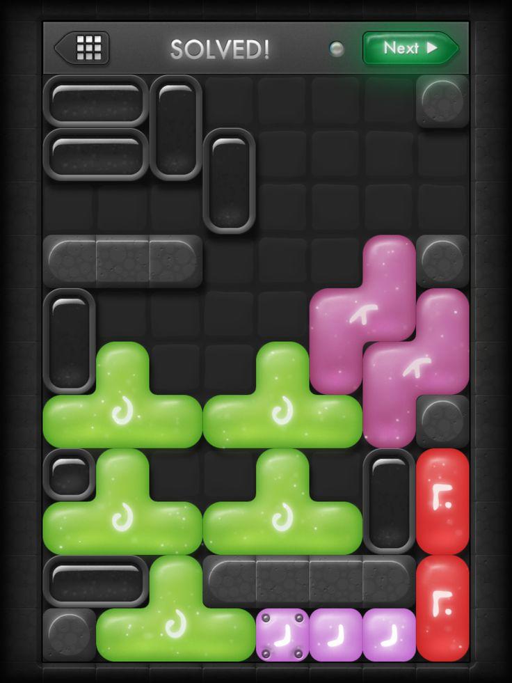 Puzzle 9-7 Blockwick solution