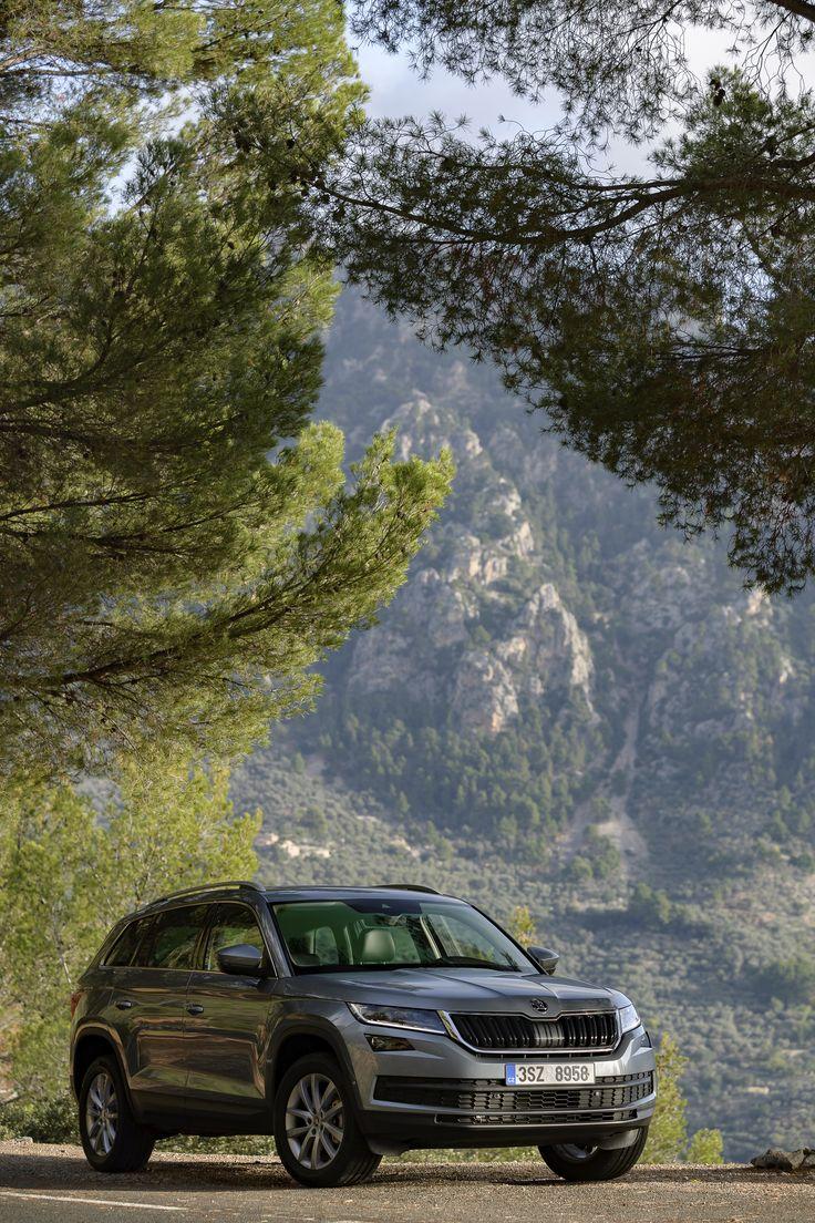 The new ŠKODA Kodiaq SUV has already taken the world by storm, winning top awards and punching well above its weight in comparison tests. #skoda #kodiaq Info on the ŠKODA Kodiaq: www.milescontinental.co.nz/new-cars/skoda/skoda-kodiaq-suv/