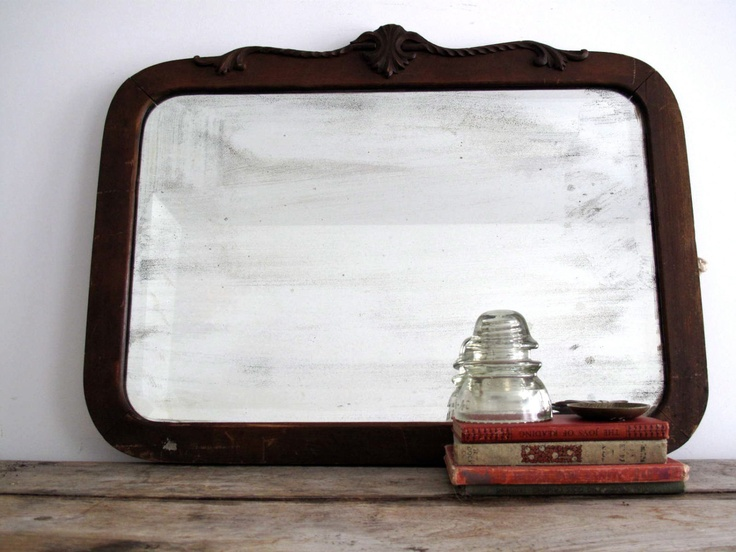 15 Best Vintage Mirrors Images On Pinterest