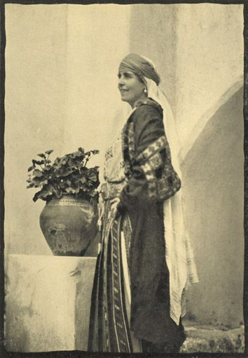 Queen Marie of Romania /native costume