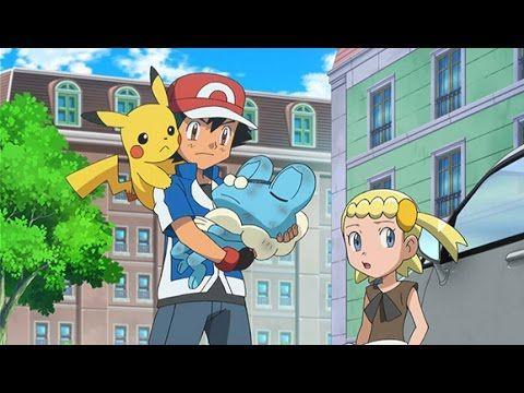 Pokemon Temporada 17 XY Capitulo 2: ¡Persecución en Ciudad Luminalia! [ ...