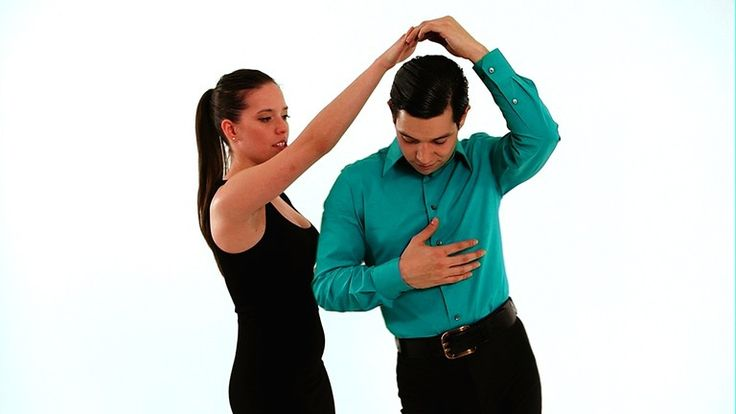 Merengue Dance Steps: Leader's Turn | How to Dance Merengue