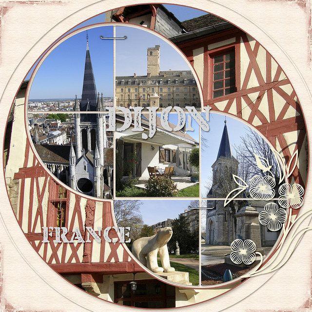 ScrapStory: Voyage en France