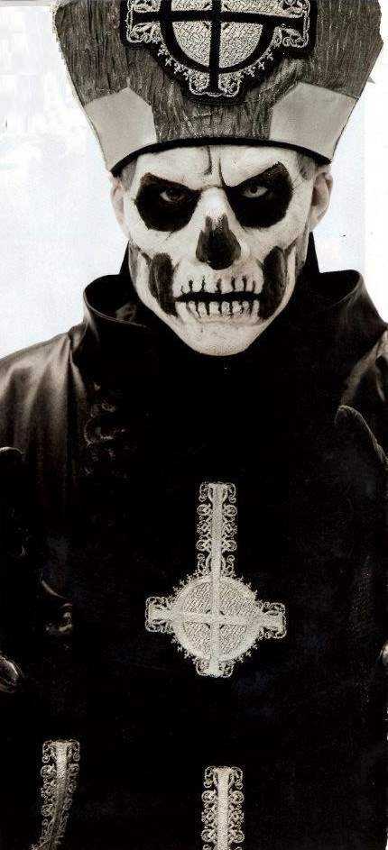 Ghost Papa Emeritus II | HALLOWEEN | Pinterest | Ghosts ...