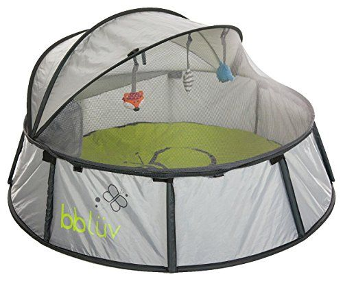 bblüv Nido 2 in 1 Travel Bed and Play Tent, Grey/Lime bblüv https://www.amazon.ca/dp/B01736NP0A/ref=cm_sw_r_pi_dp_hee5wbEN8CQ91