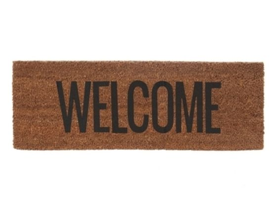 $39 Welcome doormat