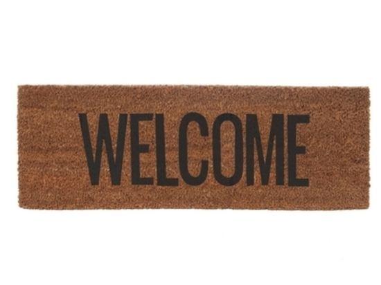 $39 Welcome doormat