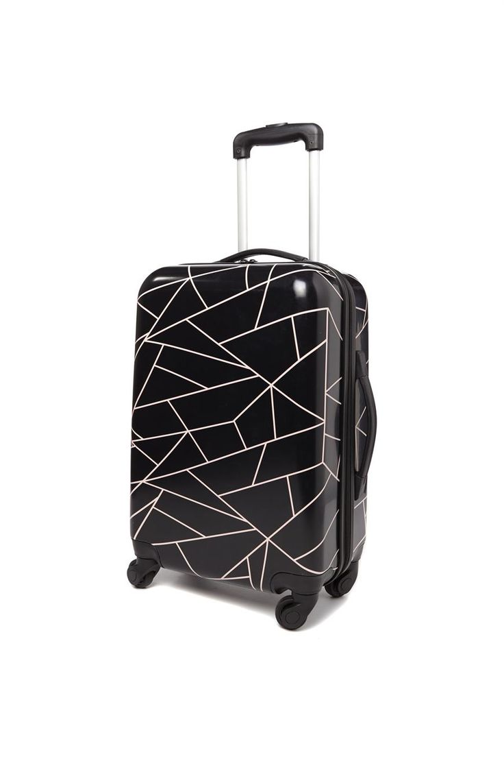 For when you wheely need to get away, the new carry-on suitcase is just what's…