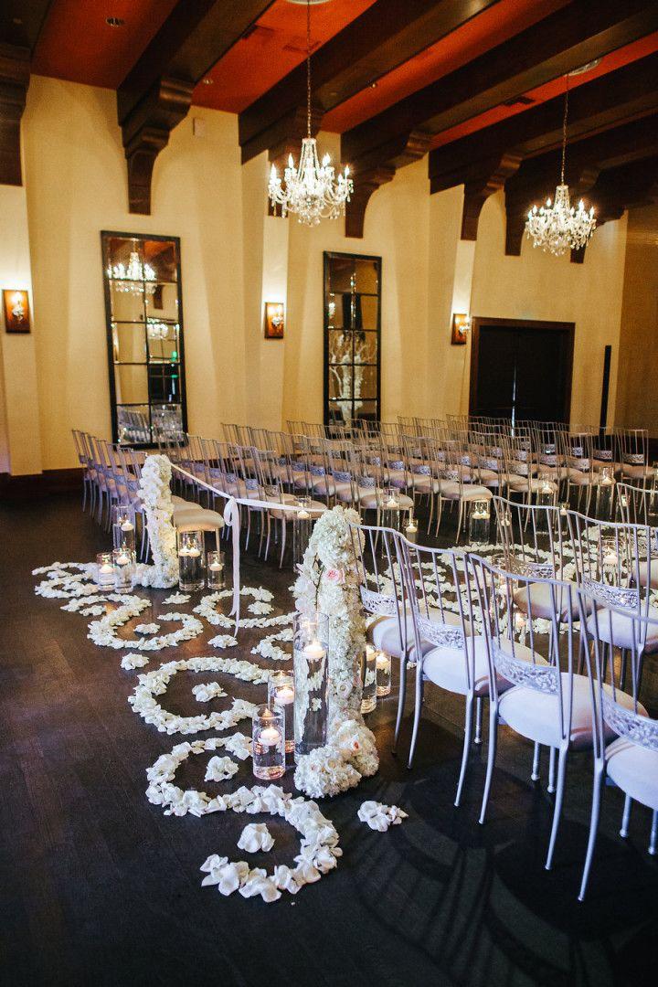 Regally Enchanting Arizona Wedding from Gina Meola Photography - wedding ceremony idea