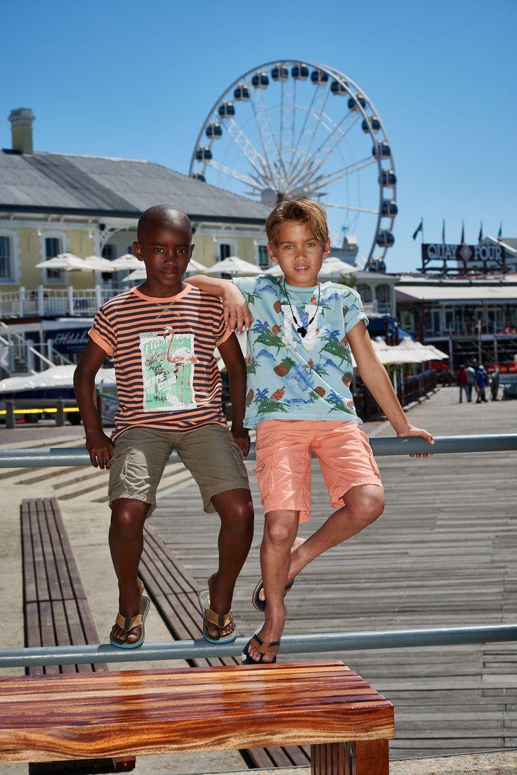 Naartjie Kids SA Summer 1 Kid Boys (3-12 years)