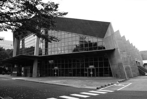 Gunma Ongaku Centre 1961