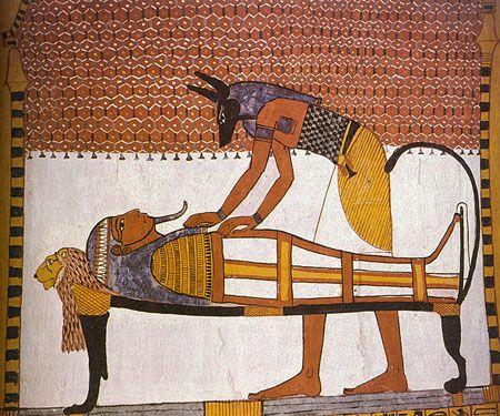 KEMET: La representación del difunto en el arte egipcio