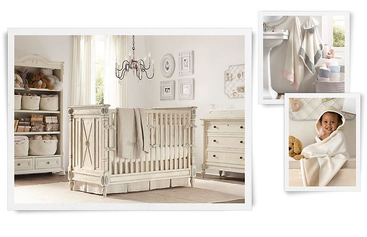Neautral colors | Restoration Hardware Baby & Child