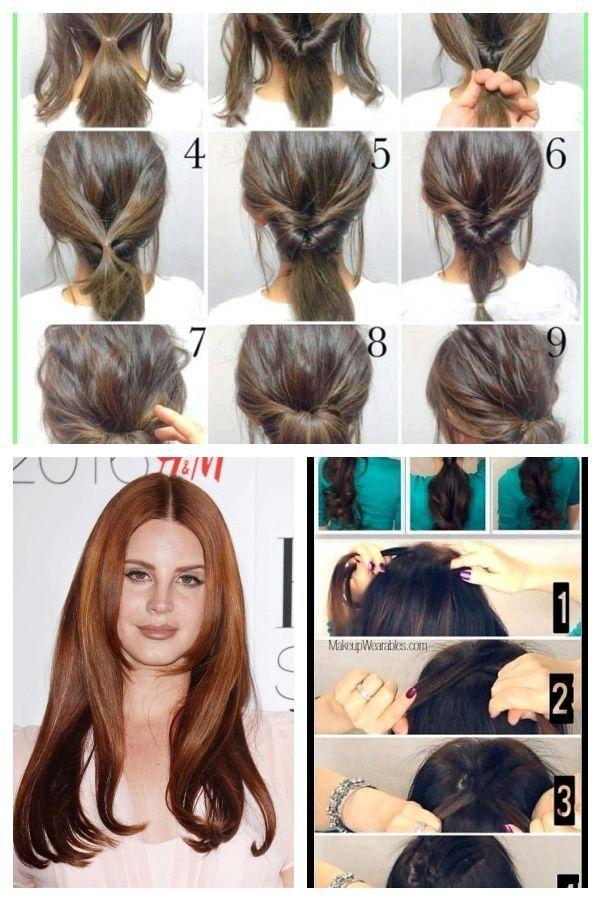 Frisuren Lange Haare 2019 Langhaarfrisuren Braun Haar Frisuren Mit Lockerst Braun F In 2020 Braune Haare Frisuren Langhaarfrisuren Lange Haare