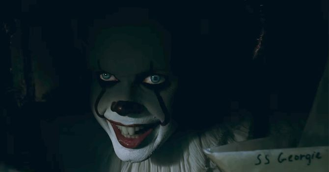 Did You Spot Tim Curry's Pennywise in the New IT Trailer?