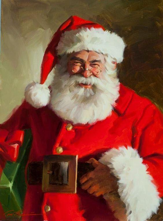christmas picture santa