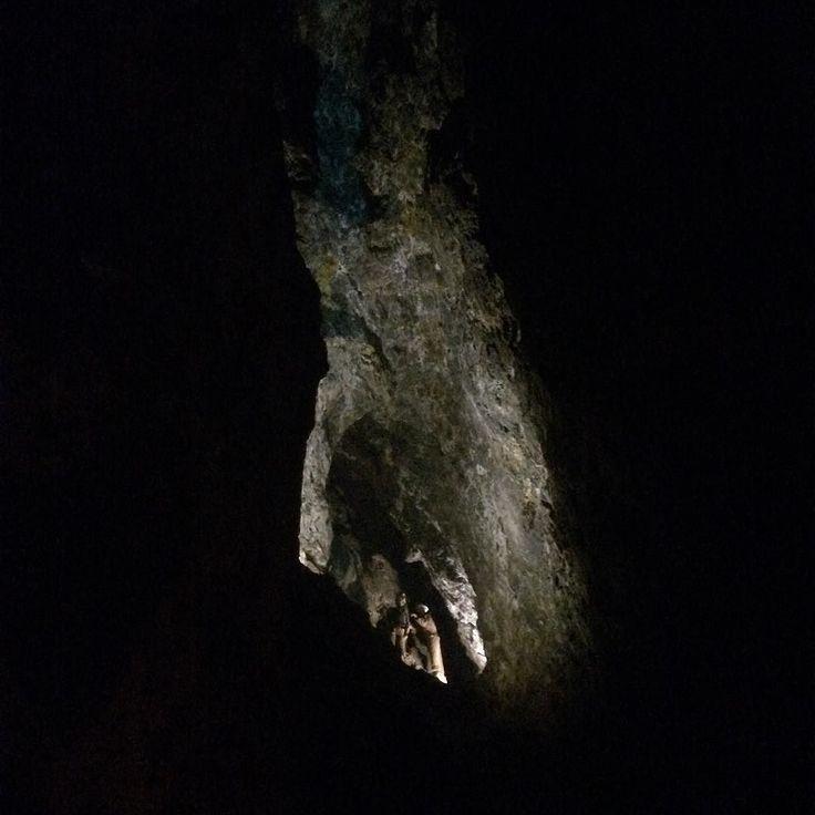 359. #Spooky #cave. #2017 #2017thingstolive #cavernas #minas #zacatecas #mine #black #dark