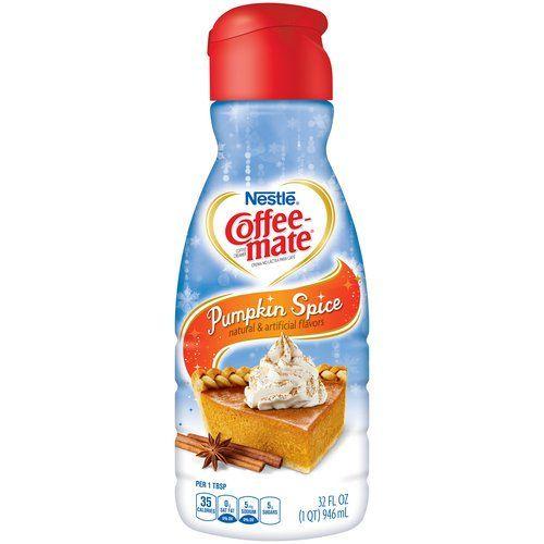 Pumpkin Spice Coffee Creamer Recipe THM. I would sub almond milk for the half-and-half