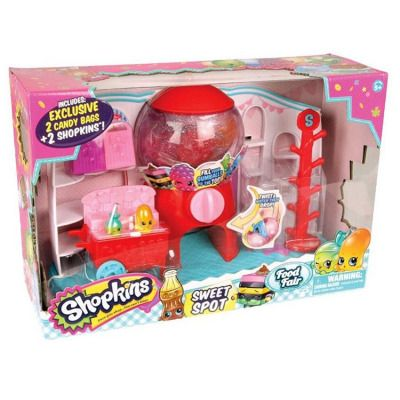 Shopkins Season 4 Playset