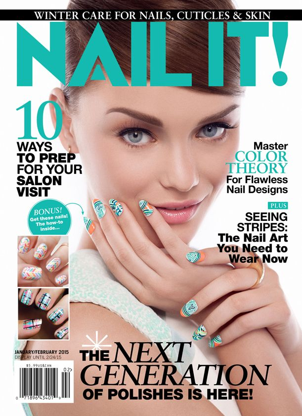 47 best livres nail art images on pinterest books for Abonnement magazine design