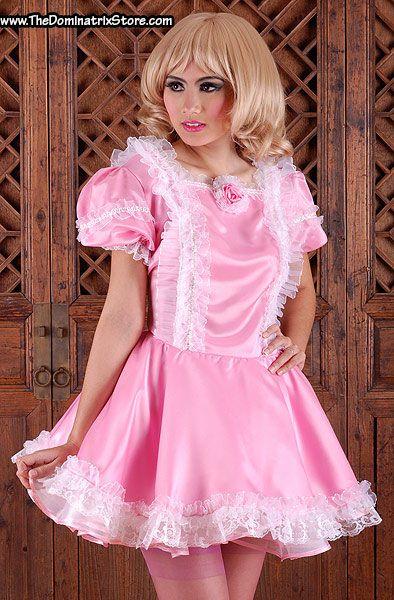 Pin on Sissy Dresses