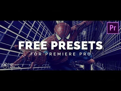 50 FREE Smooth Transitions Preset Pack for Premiere Pro