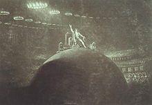 Martin, John - Satan presiding at the Infernal Council - 1824 - Paradise Lost - Wikipedia, the free encyclopedia