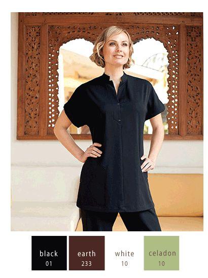 94 best prodermic uniformes inspirational images on for Spa employee uniform