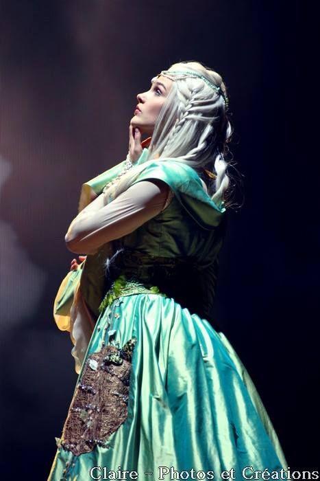 La Reine Guenièvre (Camille Lou)