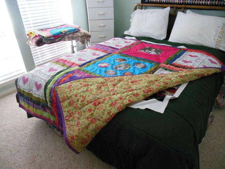 Quilt for our son and daughter in law
