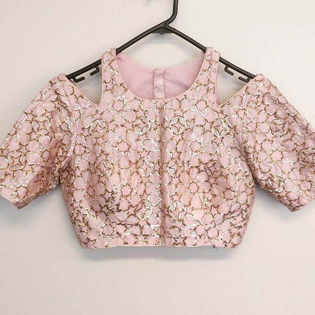 Payal Singhal blouse via waliajonesPerfect piece to mix and match