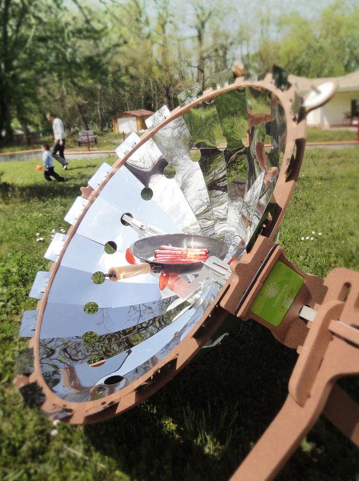 Solar Cooker Fan Design!!!