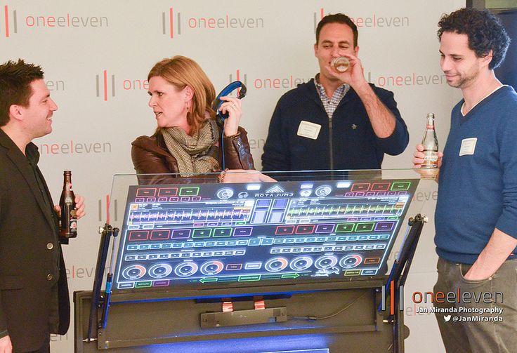 OneEleven Founders Event @oneeleven_111 #FoundersEvent with @SmithsonMartin #Emulator @Plus1DJ #EmulatorLife