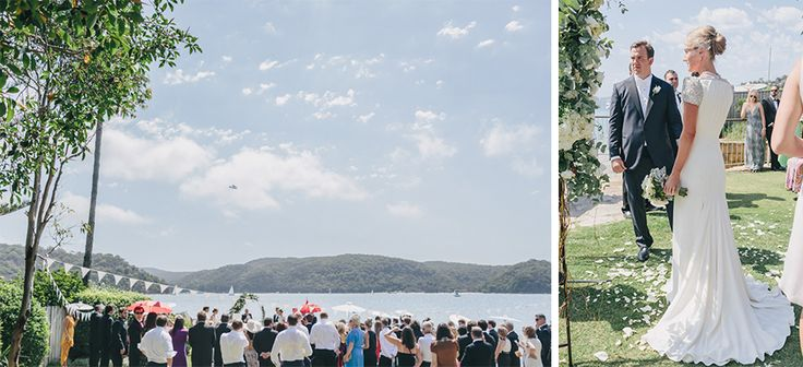 Jessica + Gareth - Real wedding at Moby Dicks Whale Beach. Photography by Gui Jorge Photography