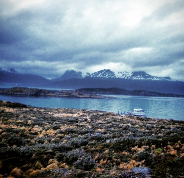 """""""While there are many activities to choose from while you are sightseeing in Ushuaia, I highly recommend taking a boat tour from the harbor. Not only will you see the famous Les Eclaireurs Lighthou..."""