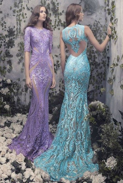 Amazing dresses by Michael Cinco Glamsugar.com 2013 Michael Cinco