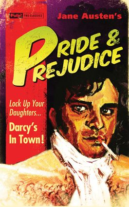 Pride & Prejudice | Because this cover sums up so much. #colinfirth #mrdarcy
