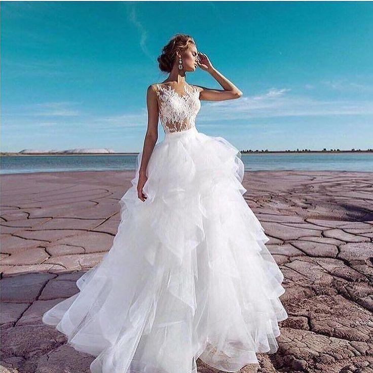 Gorgeous! @weddingideas_brides #TheWeddingOne . .