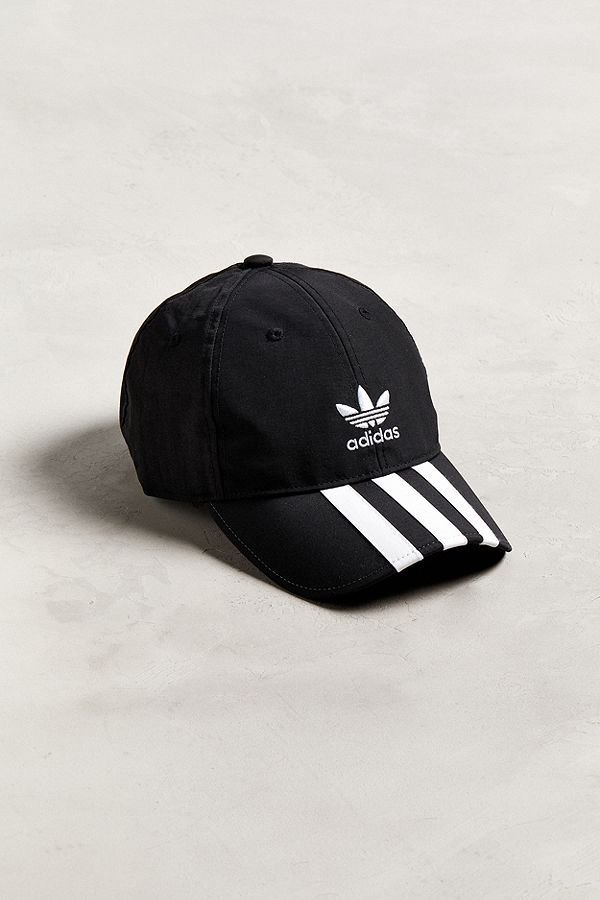 Slide View  1  adidas Originals Relaxed Strapback Hat  9a11f552f7cc